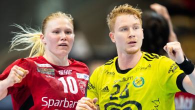 Photo of Isabelle Andersson från H65 årets komet inom svensk handboll