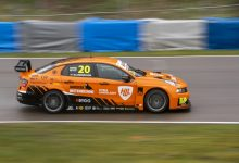 Photo of Bildspecial: STCC-test på Ring Knutstorp