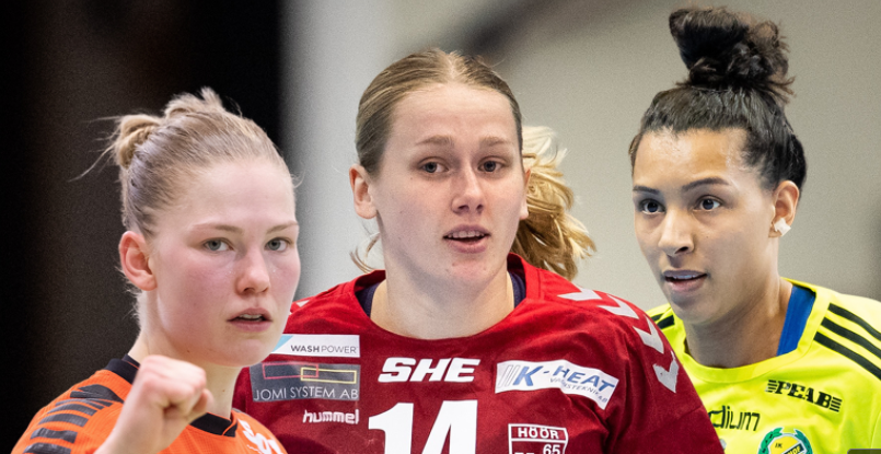 H65-spelare i säsongens all star team i SHE