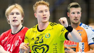 Photo of Skånska spelare i all star team
