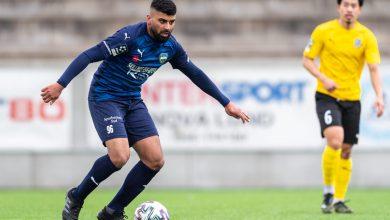 """Photo of Bassam Ahmad: """"Fotbollen är inte alltid rättvis"""""""