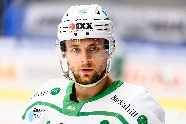 Tungt tapp för Rögle – Zaar lämnar för spel i KHL