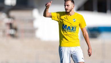 """Photo of Ilir Tahiri i FC Rosengård: """"Jag siktar på en ny skytteligavinst"""""""