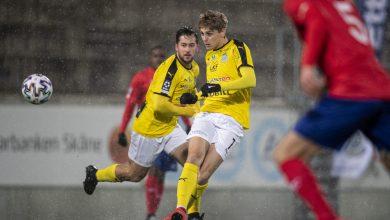 "Photo of Måns Hofvander i Lunds BK: ""Gräsmattan kan ha stor påverkan på matchbilden"""