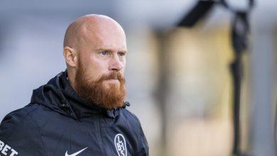 """Photo of Max Mölder: """"Vi vill bli bättre på allt och det tycker jag också att vi blir för varje vecka som går"""""""
