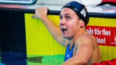 Photo of Magdalena Kuras gör sig redo för en sista strid