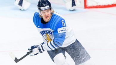 Photo of Rögle BK värvar finsk VM-back