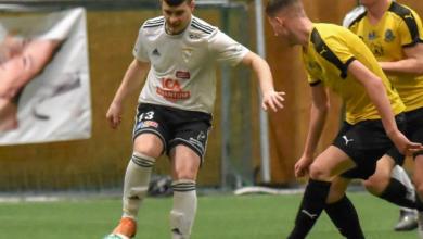 """Photo of Bleron Sylejmani i Svensköps IF: """"Alltid viktigt med en bra start så laget blir hungrigare"""""""