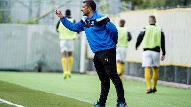 """Photo of Mjukglassälskaren Rossi Eterovic: """"Vann med 5-2 och vi fick igång målskyttet med alla tre forwards"""""""