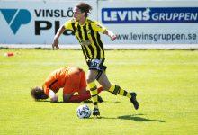 """Photo of Julian Grozdanovski i IFK Hässleholm: """"Jag tror alltid på vinst"""""""