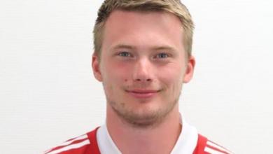 """Photo of Jakob Hoff: """"Framöver behöver vi vara mer aggresiva och vinna mer boll"""""""