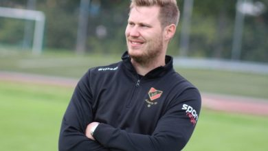 Photo of Hallå där…Robert Magnusson, tränare i Åkarps IF dam