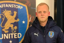 Photo of Hallå där…Sebastian Andersson i Staffanstorp United