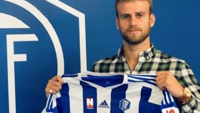 """Photo of Jesper Jönsson i Tomelilla IF: """"Vi har en välfylld skadelista inkluderat mig"""""""