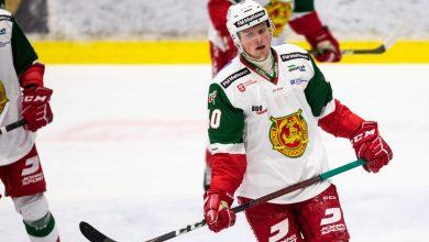 Photo of Moras skyttekung Oskar Stål Lyrenäs till Rögle BK