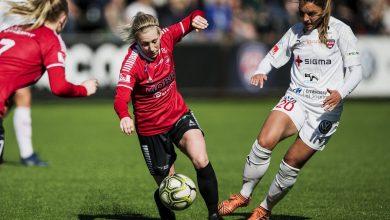 Photo of Mia Persson till FC Rosengård
