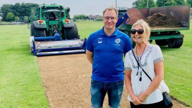 Photo of Sparbanken Skåne stödjer klimatsmart fotboll på Österlen