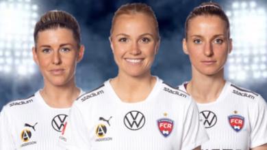Photo of Samtliga nominerade från FC Rosengård