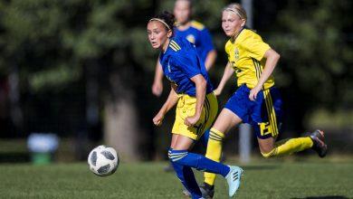 Photo of Kristianstadsspelare glänste i F05-landslagets seger