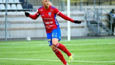 Photo of Tredje klubben på ett år för Beatrice Persson