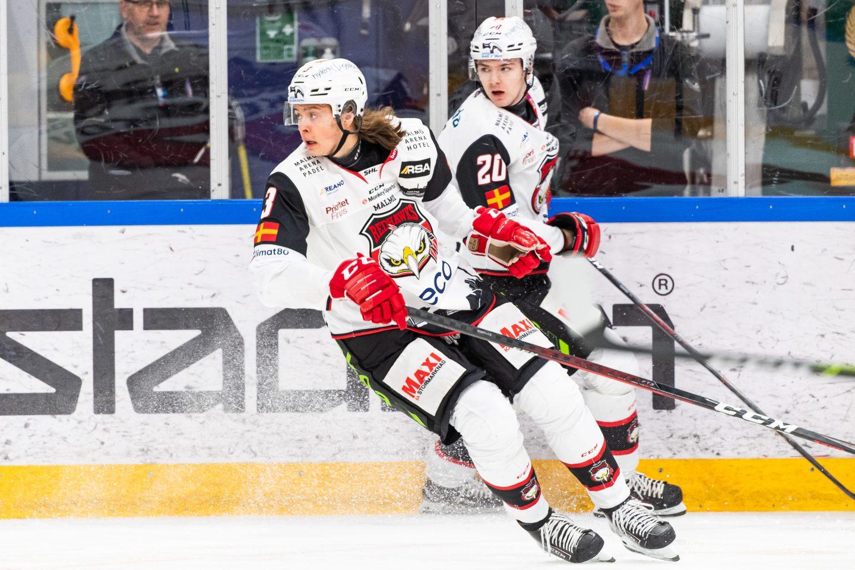 Lämnar Redhawks – klar för AIK