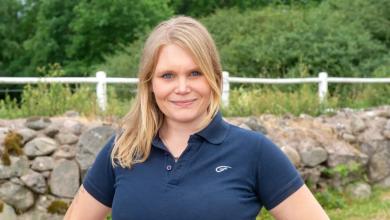 Photo of Linn Strandqvist – Jägersros färskaste tränare