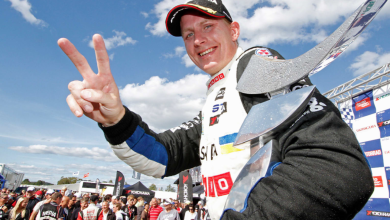 Photo of Femfaldige STCC-mästaren Richard Göransson rankar årets titelkandidater