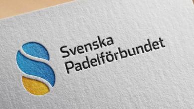 Photo of Sandra Andersson assisterande förbundskapten för juniorlandslaget i padel
