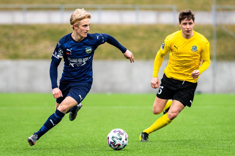 Österlen FF:s Victor Blixt till Helsingborgs IF