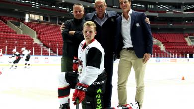 Photo of AKEA ny huvudpartner till Redhawks