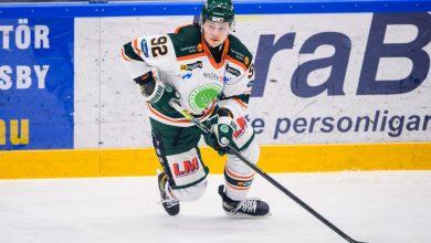Photo of Dennis Svensson förstärker Redhawks under veckan