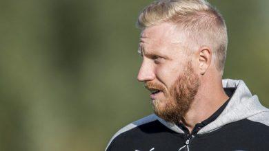 """Photo of Daniel Pode i IFK Klagshamn: """"Det är mycket som kommer att stå på spel"""""""