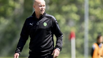 "Photo of Anders Grimberg: ""Matchen mot Eslövs BK är lite lurig"""