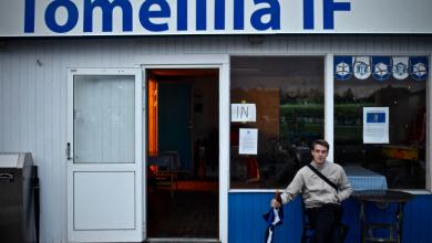 Photo of Ösregn, vindbyar och hårdrock – Hell Yeah Tomelilla!