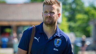 """Photo of Kim Johansson: """"Vi som lag ska höja oss enormt nästa match"""""""