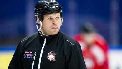 Photo of Jestoi sportsligt ansvarig för j-verksamhet och hockeygymnasium i Redhawks