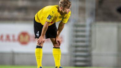 Photo of Lund föll i slutsekunderna mot tabelljumbon