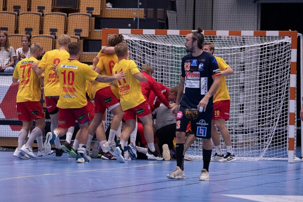 """Vinslövs coach efter cupskrällen: """"Klubbens största seger genom historien"""""""