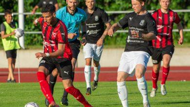 """Photo of Omar Khattab i Eslövs BK: """"Håll ett öga på oss, för denna matchen är de vi som styr"""""""