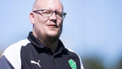 """Photo of Tränare Jimmy Hultin i Limhamns FF: """"Att vi ligger sist är inget vi räknat med"""""""