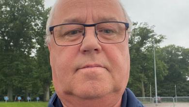 Photo of Hallå där…Håkan Levin, tränare i Kvidinge IF