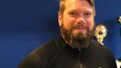 """Photo of Calle Sjödin, tränare i H43: """"Klubben vill upp i seriesystemet igen"""""""
