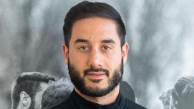 """Photo of Amir Darban-Khales i Eslövs BK: """"Detta är en extremt viktig match för Nosaby IF"""""""