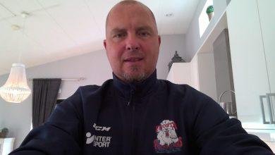 """Photo of Jerker Påhlsson i Frosta HC: """"Det ska vara jobbigt att möta oss"""""""