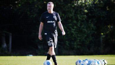 """Photo of Skegrie BK: """"Det beror på att vi har en tydlig spelide, spelarna vet vad som förväntas av dem"""""""
