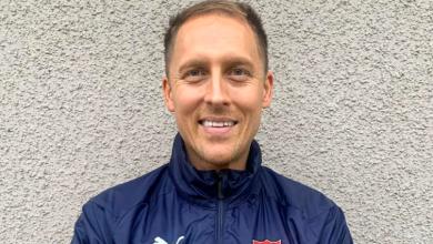 """Photo of Bobby Alm Nilsson i Åstorps FF: """"Är tyvärr lite tråkig, men just nu så pratar vi inget om division 3"""""""