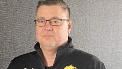 """Photo of Joakim Jörlert i Tågarps AIK: """"Det fina är att under säsongen har många spelare stigit fram och imponerat"""""""