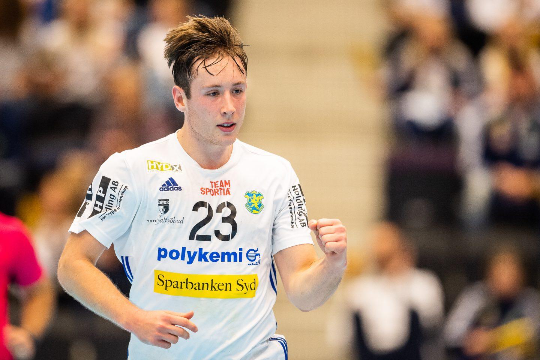 Hampus Karlsson förlänger med Ystads IF till 2025