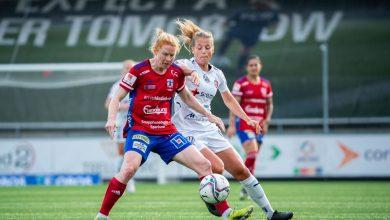 Photo of Clare Polkinghorn förlänger med Vittsjö