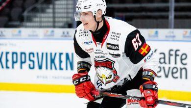 Photo of Fredrik Händemark återvänder till Redhawks